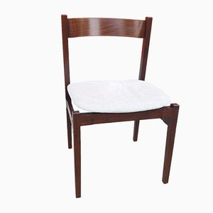 Esszimmerstühle aus Palisander von Gianfranco Frattini für Cassina, 1960er, 8er Set