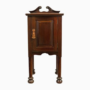 Antique Mahogany Nightstand