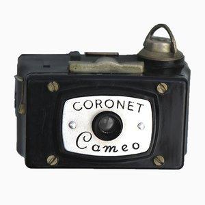 Vintage Cameo Miniatur-Spionagekamera von Coronet, 1948