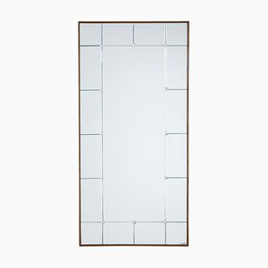 Mid-Century Swedish Wall Mirror from A.G.S