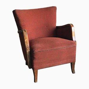 Art Déco Vintage Sessel, 1930er, 2er Set