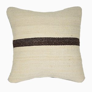 Funda de almohada de cáñamo de Vintage Pillow Store Contemporary