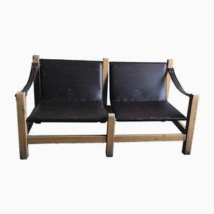 Mid-Century Safari Sofa, 1960er