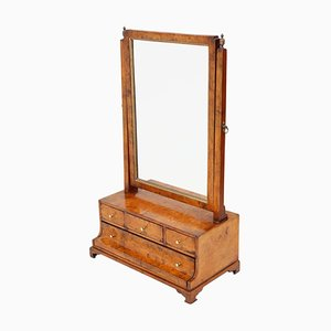 Antique Dressing Table Mirror, 1800s