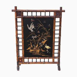 Antique Fire Screen, 1900s