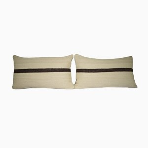 Lumbar Kilim Pillow Covers from Vintage Pillow Store Contemporary, Set of 2
