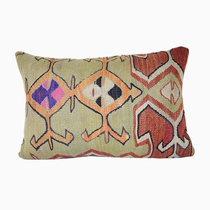 Lumbar Kilim Pillow Cover from Vintage Pillow Store Contemporary