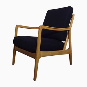 Model FD 119 Armchair by Ole Wanscher for France & Daverkosen, 1960s