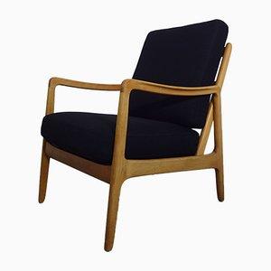 Model FD 119 Armchair by Ole Wanscher for France & Daverkosen, 1960s