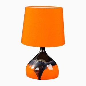 Lampe de Bureau en Porcelaine par Bjørn Wiinblad pour Rosenthal, 1970s