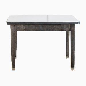 Industrieller Tisch aus Eisen, 1960er