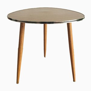 Dreibeiniger Mid-Century Tisch, 1960er