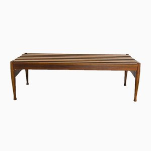 Vintage Bench By Gio Ponti for Fratelli Reguitti, 1960s