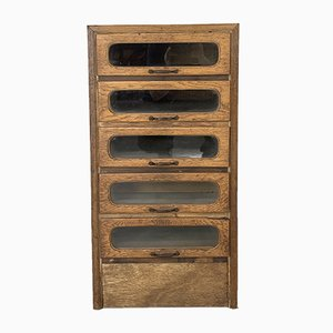 Haberdashery Cabinet with Drawers, 1920s