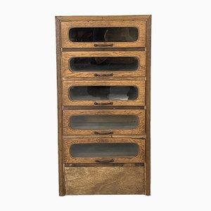 Mueble de mercería con cajones, años 20