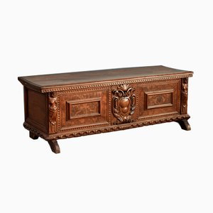 17th Century Lombard Walnut Chest