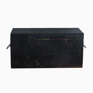 Spanischer Koffer aus Kiefernholz, 1960er