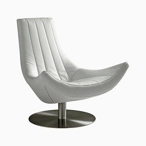 White Ibiza Swivel Chair by Giorgio Tesi for VGnewtrend