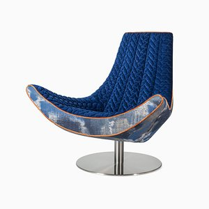 Ibiza Swivel Chair by VGnewtrend