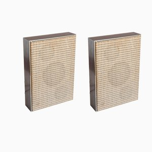Two-way Speakers from Grundig, 1960s, Set of 2