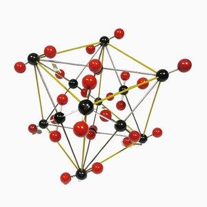 Tschechisches Molekülmodell, 1950er