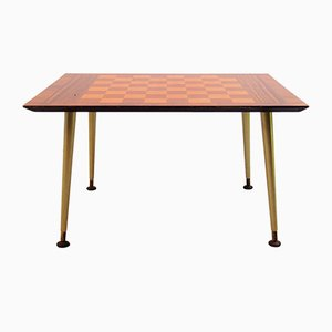Low French Chess Table, 1960s