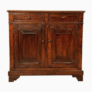Vintage Fir Cupboard, 1930s
