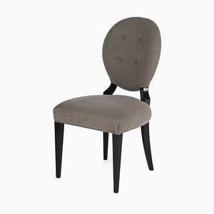 Dark Brown Sophia Chair from VGnewtrend