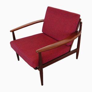 Vintage Danish Armchair, 1960s