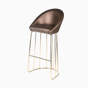Bronze Bay Stool from VGnewtrend