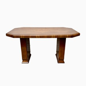 Art Deco Model D164 Dining Table, 1930s