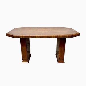 Table de Salle à Manger Modèle D164 Art Déco, 1930s