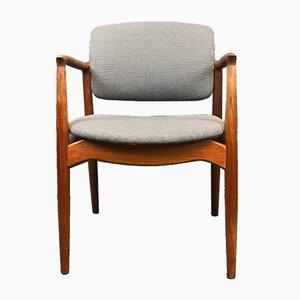 Modell 67 Captain's Chair von Erik Buch für Ørum Møbler, 1960er
