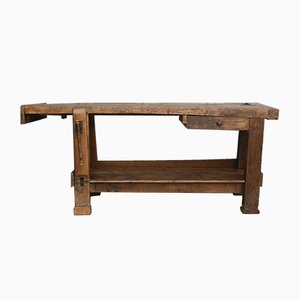 Antique French Worktable