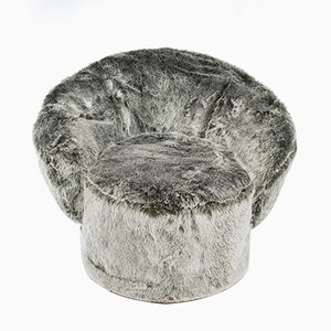 Faux Fur Kidman Lounge Chair from VGnewtrend