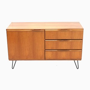 Vintage Teak Sideboard on Hairpin Legs from Mcintosh, 1970s