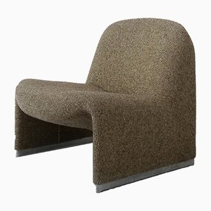 Mid-Century Alky Stuhl von Giancarlo Piretti für Castelli, 1968