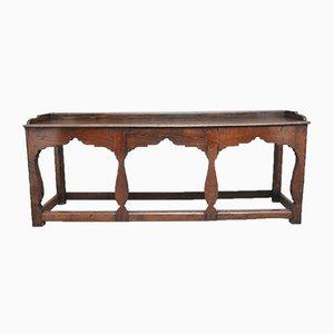 Early 18th Century Oak Dresser