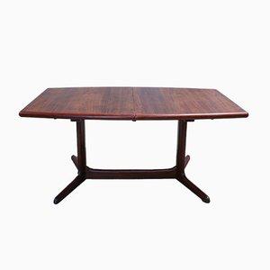Ovaler Mid-Century Tisch aus Palisander von Skovby, 1960er