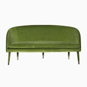 Divano Vivien in velluto verde di VGnewtrend