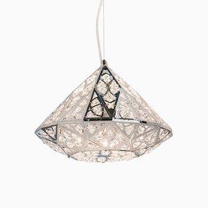 Lampada Diamond arabescata di VGnewtrend