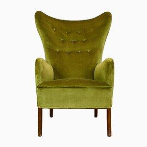 Vintage Art Deco Lounge Chair