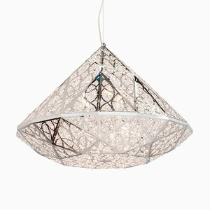 Large Diamond Arabesque Suspension Lamp from Vgnewtrend
