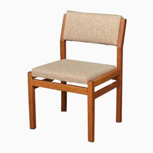 Chaise en Chêne par Cees Braakman pour Pastoe, Pays-Bas, 1960s
