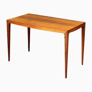 Table Basse en Palissandre, Danemark, 1950s