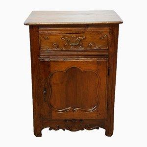 Antiker französischer Nachttisch, 1700er