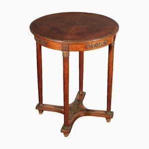 Table Basse Antique en Acajou, Italie