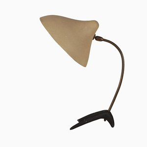 Italian Metal Table Lamp, 1950s