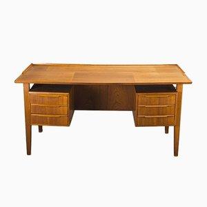 Skandinavischer Schreibtisch von Peter Løvig Nielsen für Dansk Design, 1960er