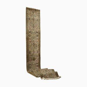 Handgeknüpfter indischer Vintage Teppich, 1980er